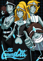 Tron: The Crescendolls by forte-girl7
