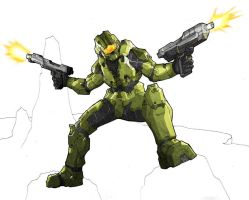 Master Chief WIP by ProSoul