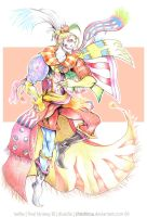 kefka by chrishirou
