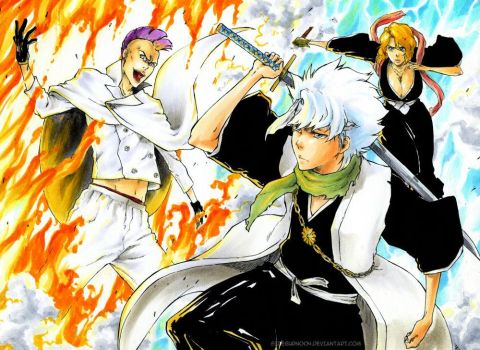 BLEACH: The Thin Ice - SPOILER by Sideburn004