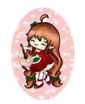 .:Secret Santa 2012:. by Sunflowercandy