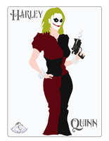 Harley Quinn by BlindAcolyte