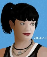 Abby from n.c.i.s by dutchie17