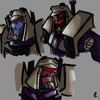 Blitzwing, 4 by Ayej
