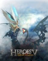 HOMM V Poster by Aerythes