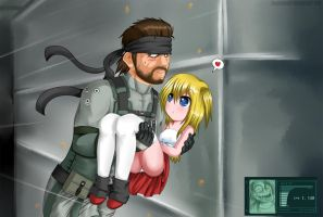 MGS: Lolicon by TakuyaRawr