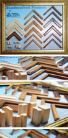 Handmade Frames by Joe-Lynn Design by Joe-Lynn-Design