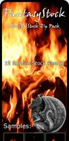 Bonfire Stock Zip Pack 1 by FantasyStock