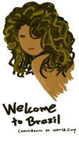 Welcome to Brazil by ILICarrieDoll