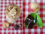 Banana Peach And Chocolate Smoothie by eugene-dune