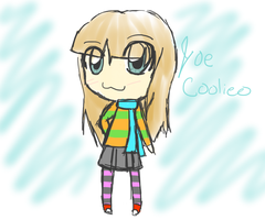 Ohey, I'm a ref :D by JoeCoolieo