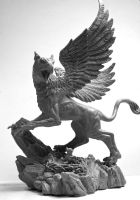 Griffin, 3 by LocascioDesigns