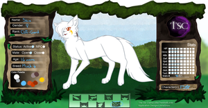 .:TSC:. [Shine of the Tribe] by Fimbulvetrstar