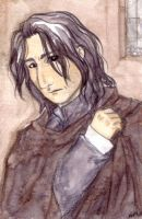Snape by nuriwan