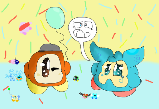 Everyone has birthdays this month it seems by Bubble-Bash