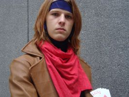 Gambit by CapesandCowlsAnon