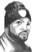 Ice Cube by p1xeleye