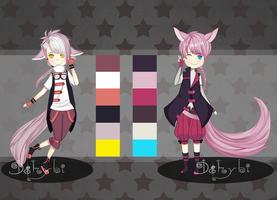 Adoptable 3 [ SET PRICE] by Dehybi-Adopts