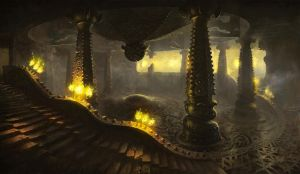 Abandoned Serpentcity Room 1 by 0BO
