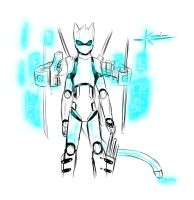Android Kyo by ArcaneWind