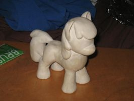 Applebloom sculpt WIP by AleximusPrime