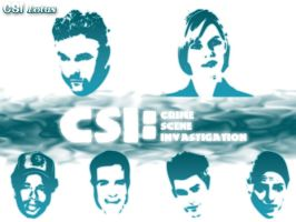 Wallpaper CSI by lotus82