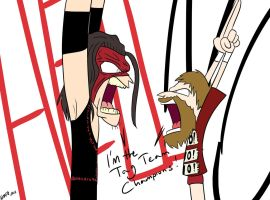 Team Hell No by MysteryFanBoy718