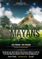 The Mayans - Movie Poster by VectorMediaGR