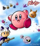 Go Go kirby! by Blopa1987