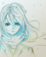 crying snow 01 by color-sekai
