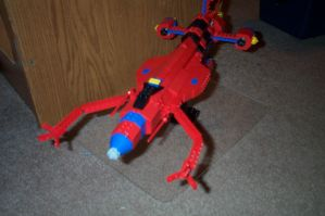 lego grappler outlaw star by bohoki