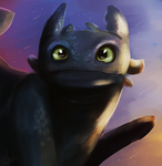 .: [ Toothless ] :. by Delayah95
