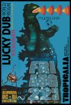 luckyzilla2 Hi-res by poopDC
