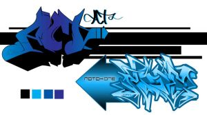 notch0NE......ACT......Collab by SikWidInk