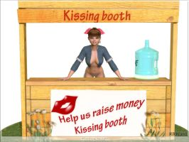Kissing Booth by rrward