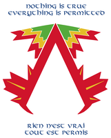 Assassin's Creed Canadian Logo by VulcanTrekkie45