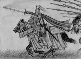 Emperor's Charge by Theophilia