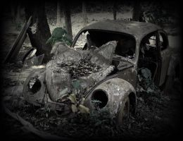 Ghost Car2 Stock by mysticmorning