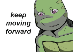 keep moving forward by yinller