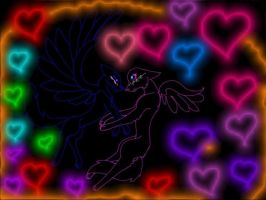 Love is in the air by shaboopytycoon