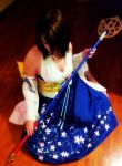 Final Fantasy X Yuna by Piccolapiplup