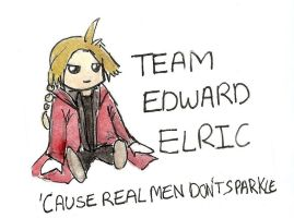 Team Edward....Elric by Puppy-eater