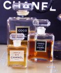 CHANEL parfums by paperfairys