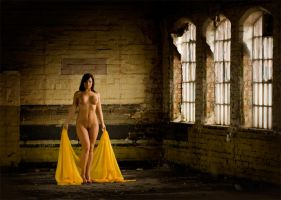 Yellow Displaced by TonyD3