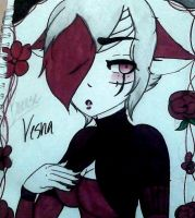 Old Drawing: Vesna by Misty1090