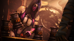 Testing Your Sight with Mileena 3 by Urbanator