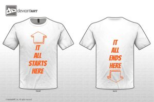 DA ORIGINAL QUOTES TSHIRT DESIGN CHALLENGE by sikheadzjef