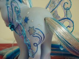 custom my little pony blue star 2 by thebluemaiden
