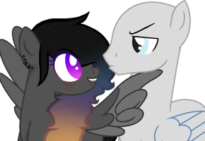 I'll make a stallion out of you - Collab by BIueMoon