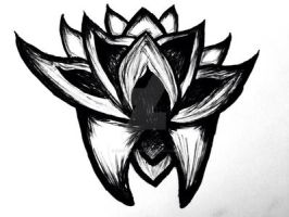 Lotus by nessahlovee
